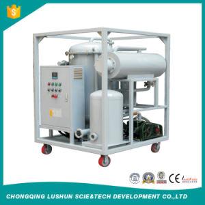 Ls-Ty-300 Máquina de purificación de aceite de turbina de vacío