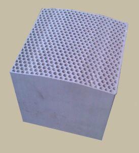 密な菫青石の陶磁器の蜜蜂の巣の熱交換器