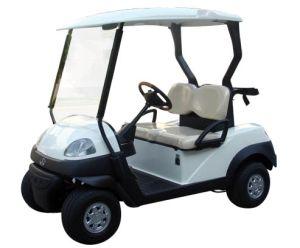 2つのシートの電気ゴルフ車418GSB