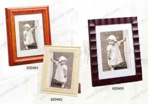 Moldura Fotográfica de madeira Art para decoração