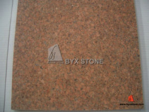 FloorのためのGuangze Red Pearl G683 Granite Stone Flooring Tiles