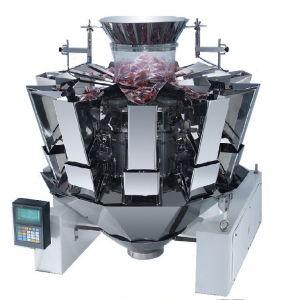 De geautomatiseerde Weger van de Combinatie Multihead (kd-2000A)