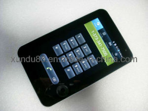 7 '' camma di Freescale IMX515+Built-in 3G (WCDMA o EVDO) +1024*600+IPS +GPS+Bluetooth+HDMI+Dual