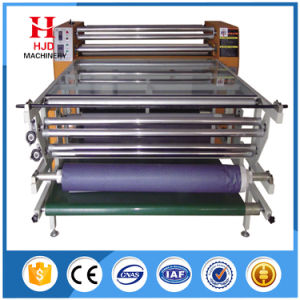 Roll Multifunction Heat Transfer Printing Machine에 롤