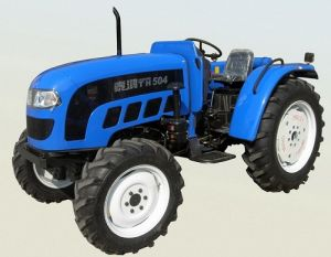 Tracteur de ferme de haute qualité Th504 (50HP, 4RM)