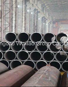 De fabrikant van de Pijp LSAW van het Koolstofstaal van China