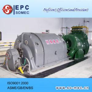 Добыча и обратного давления паровой турбины типа