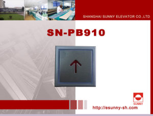 Otis лифт кнопок для пассажира элеватора соломы (SN-PB910)