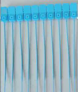 El sello de plástico (BG-S-009)