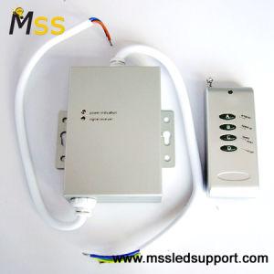 China el control de larga distancia controlador LED RGB con Ce RoHS - China TIRA DE LEDS controlador, el controlador de LED