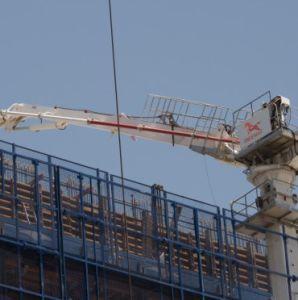 Toestel die Plaatsend de Concrete Machines van de Boom (PB38BT/38A) zwenken