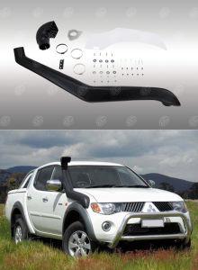4X4 off-road tuba pour Mitsubishi Triton série ml