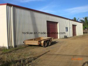 Edificio ligero de la estructura de acero para el uso industrial (SSB-HK1400)