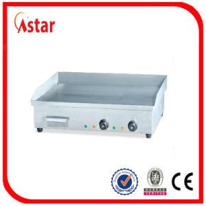 Het Rooster van de Bovenkant van de lijst 4.4kw voor Verkoop, het Elektrische die Rooster van de Vlakke plaat van het Roestvrij staal in China wordt gemaakt