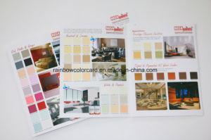 Verzierung Schönheits-des vollen Drucken-Farben-Diagramms