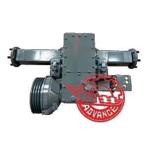 Ns160 для трансмиссии Трехрядные агрегаты кукурузы комбайн
