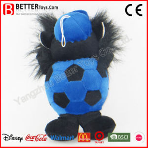 Giocattolo del leone di gioco del calcio farcito regalo di promozione per i capretti/ventilatori