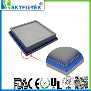 Industriell HEPA Filter Tief-Falten