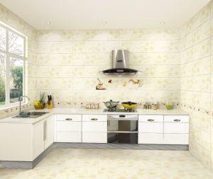 300X600 de marmeren Ceramiektegel van de Muur van de Keuken van het Patroon
