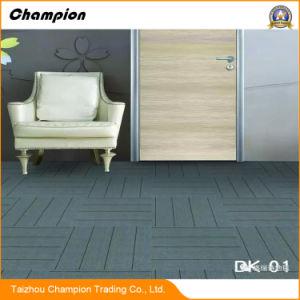 DxDk 100%Polypropyleneオフィスのカーペットのタイルの商業装飾の切口の山かループ山