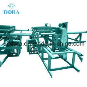 Furnier-Blattfurnierholz-Ausschnitt-Maschinen-/Furnierholz-Doppeltes sah