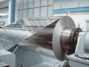 Сплава 1235-O 7 микрон алюминиевой фольги для теплоизоляции