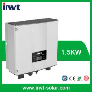 Invt 1.5kw/1500W einphasig-Rasterfeld gebundener Sonnenenergie-Inverter