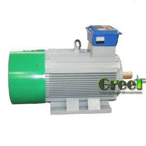 150kw 3 niedriger U/Min synchroner Dauermagnetgenerator Phase Wechselstrom-, Wind/Wasser/hydroenergie
