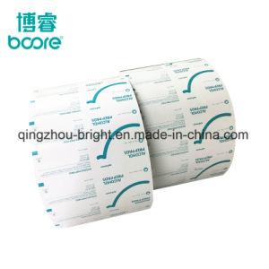 Kraft respaldado papel laminado de aluminio