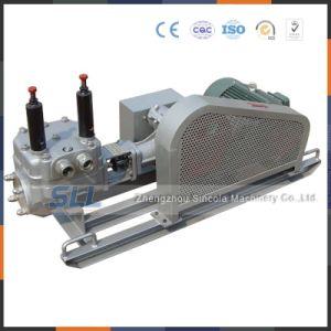 Système de contrôle solide de bonne qualité de la pompe à injection de coulis de ciment