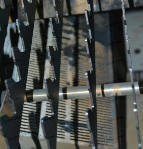 Láser de fibra de la máquina de corte de metales 500W/750W/1000W/1500W