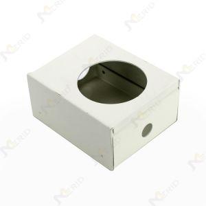 Piezas de estampación metálica personalizada para componentes eléctricos