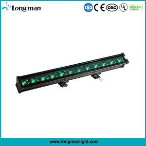 Piscina 60HP 3W Rgbaw 5NO1 Arruela de parede LED