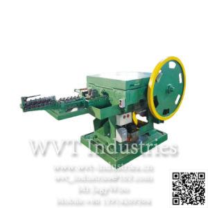 De automatische Gemeenschappelijke Spijker die van de Draad de Lopende band van Machines Voor Houten Nagelen van het Ijzer van de Pallet/Roestvrij staal/de Concrete Spijker van het Dakwerk van het Cement/van de Paraplu maken