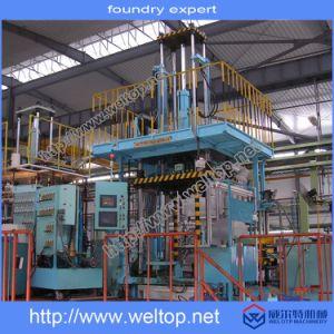 De Machine van het Afgietsel van de matrijs van Staal pijp-800kg
