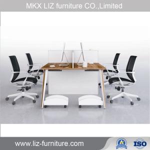 Alta calidad de 4 plazas La estación de trabajo del armario de oficina (CP71H-4)