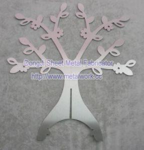 Aluminiumblech-Laser-Schnitt