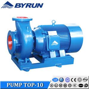 단단 원심 펌프가 수도 펌프를 명백하게 하는 결합한 유형을 닫으십시오