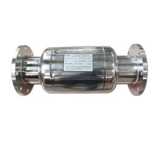 Tubo de 3 polegadas de diâmetro para sempre livres de corrosão do Filtro de Água Magnético