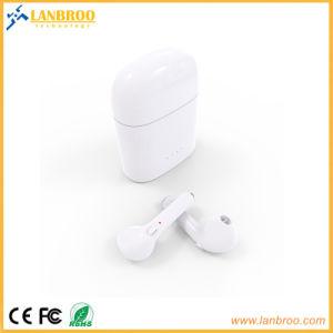 Bluetooth zutreffender drahtloser doppelter Stereokopfhörer mit aufladendock