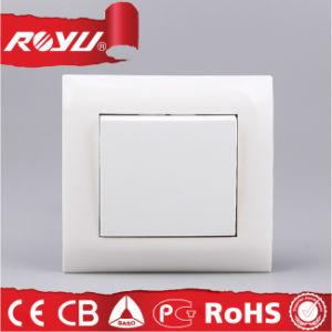 CE di lusso Certificate 10A Push Button Switch di Design