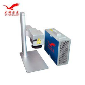 Láser de fibra Ce 50W máquina de marcado