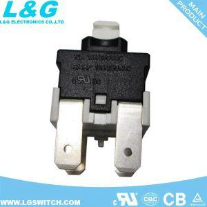 16A 250VACの控えめな主力の押しボタンスイッチ