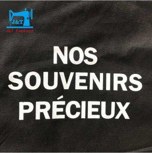 2019 Logo personnalisé Cheap Sac en toile de coton, commerce de gros de la nature Sac de coton commercial recyclé