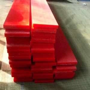 Chinese PE Stroken/UHMW van de Slijtage van de Fabriek UHMWPE Flexibele Antistatische Plastic Staaf