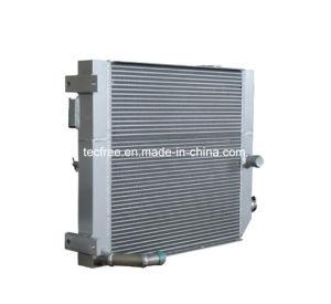 掘削機のためのカスタマイズされたアルミニウム冷却装置のラジエーター