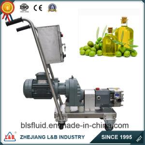 Stahlpflanzenöl-Übergangspumpe/elektrische Öl-Übergangspumpe