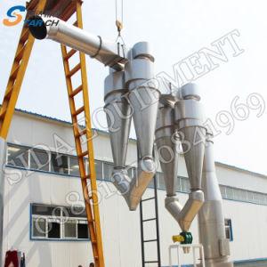 Décisions d'amidon de manioc usine de la machine