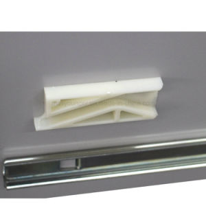 Mobiliário de boa qualidade 3 Gaveta do Escritório Cofre de metal do leito de Turismo usar o armazenamento de arquivos de aço armário de bloqueio de teclas
