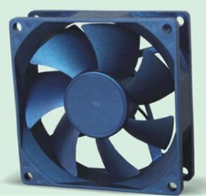 80x80x25mm Ventilador Axial de DC 8025 UL CE RoHS 5V 12V 24V 48V de ventilación sin escobillas Tyj
